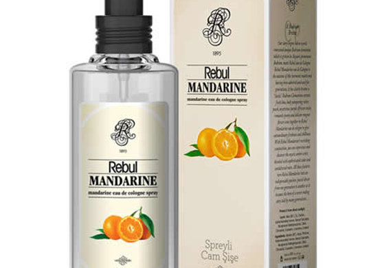 Rebul Mandarin cologne 80 degree 270ml