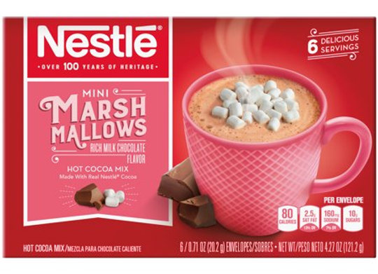 Nestle hot chocolate marshmallow 450g