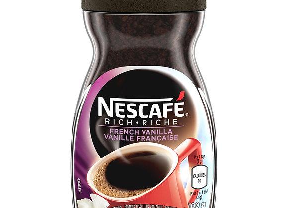 Nescafé rich French vanilla 100g