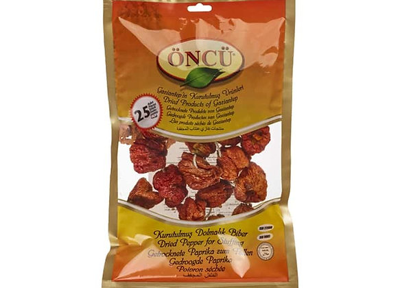 Öncü dried pepper for dolma 25p