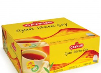 Caykur black suzen tea 100p 200g