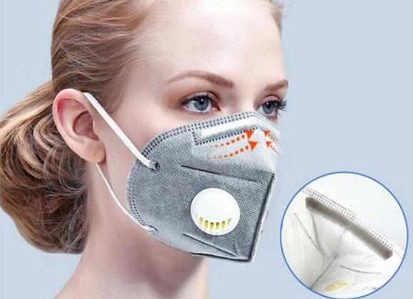 Reusable KN95 Respirators Mask 3pcs (Tax included)