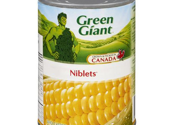 Green giant corn 341g