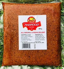 500 gr Paket MAHMOOD Çiğ Köfte