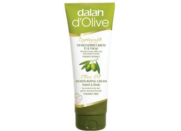 Dalan olive oil body cream 250ml