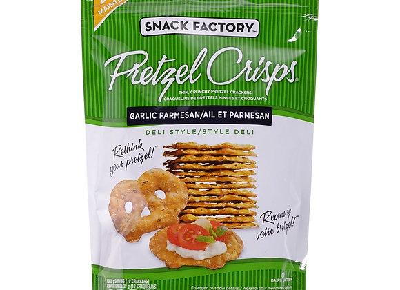 Snack factory pretzel garlic 200g