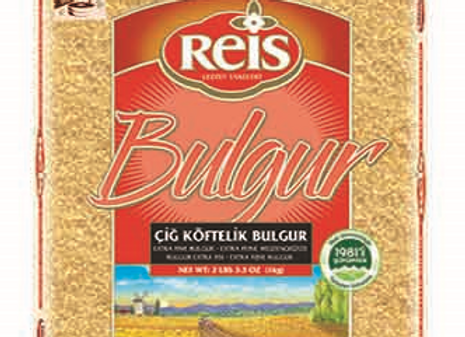 Reis Bulghur for Cigkofte 1kg