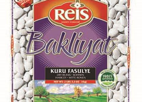 Reis White Beans 1kg
