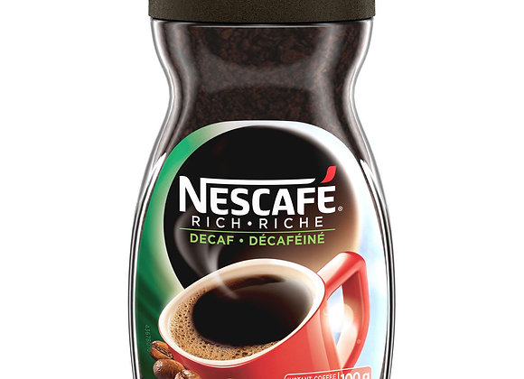Nescafé decafeineted coffee 100g