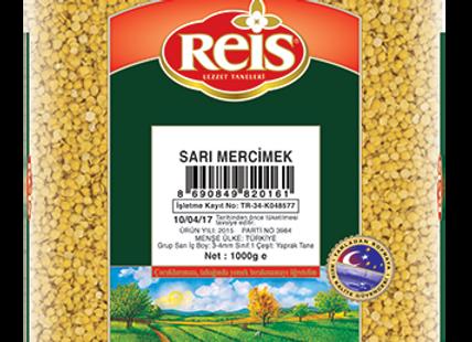 Reis Yellow Lentil 1kg
