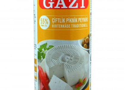 Gazi traditional salad chesee %55 1.5kg