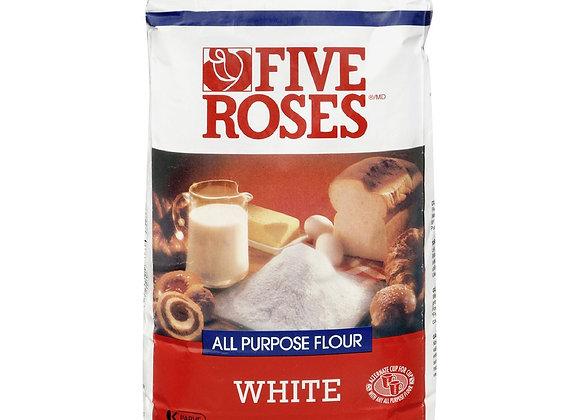 Five roses white flour 2.5kg