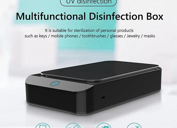 UV Sterilizer Disinfection Box (Tax included)
