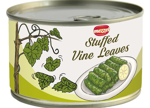 Mezzet stuffed wine leaves 400g