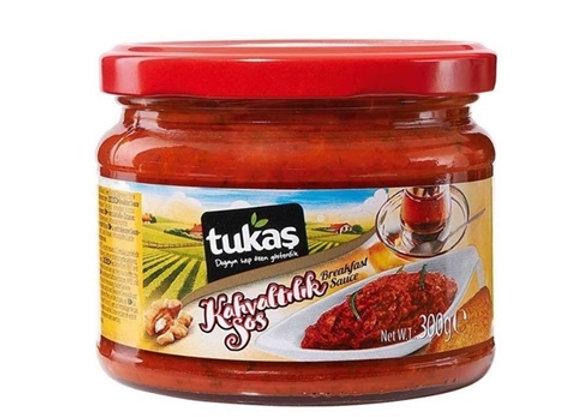 Tukas tomato spread 300g