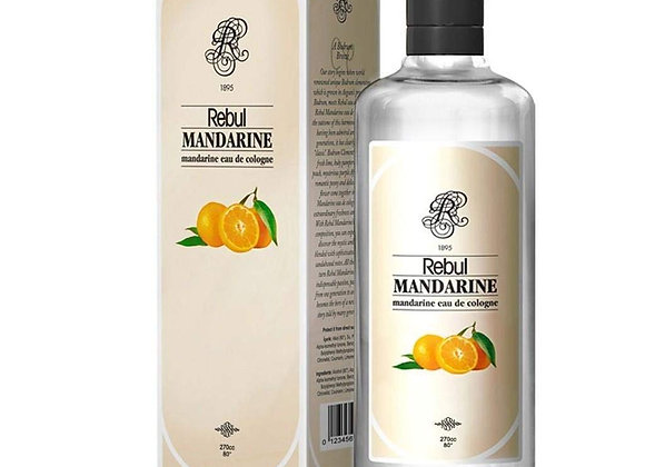 Rebul Mandarin cologne 80 degree 100ml