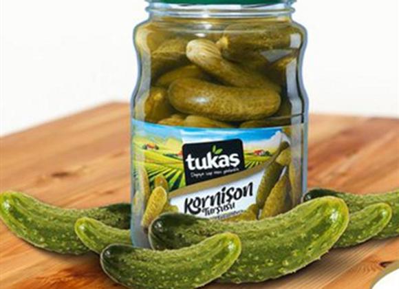 Tukas cucumber pickles 330g