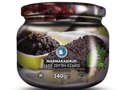 Marmarabirlik Black olive paste spice 175g