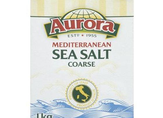 Aurora sea salt coarse 1kg