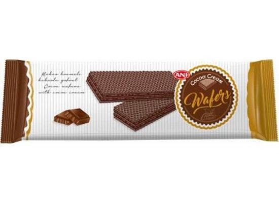 Ani cacao cream wafers