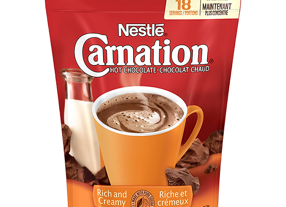 Nestle hot chocolate rich creamy 450g
