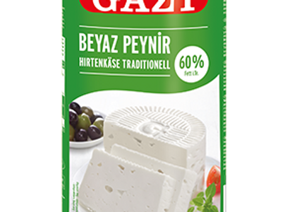 Gazi traditional salad chesee %60 1.5kg