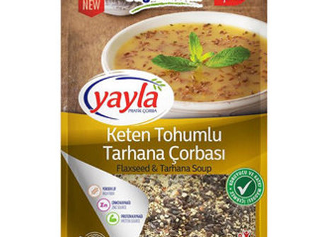 Yayla flexseed tarhana soup 8p