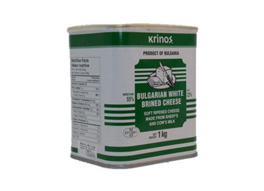 Krinos Bulgarian chesee 1kg