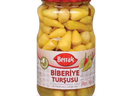 Berrak biberiye pickles 350g