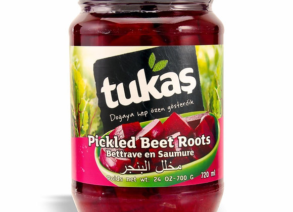 Tukas picled beets 680g