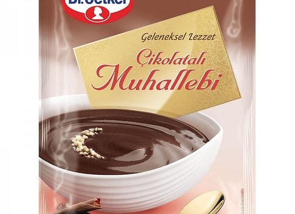 DR. Oetker chocolate muhallebi