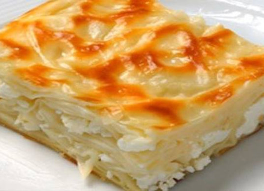 Pasha Cheese Pastry 2500g x 6 trays