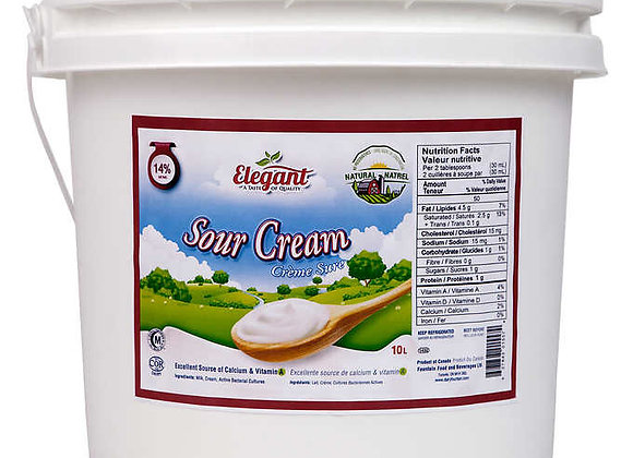 Elegant Sour Cream 10 kg