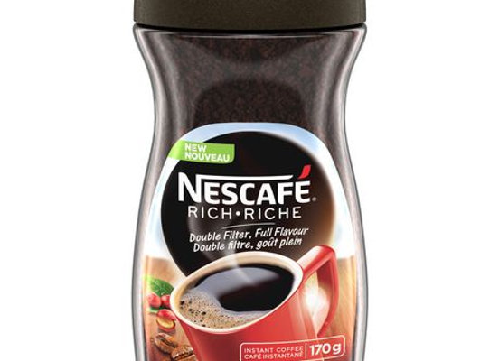 Nescafé double filter 170g