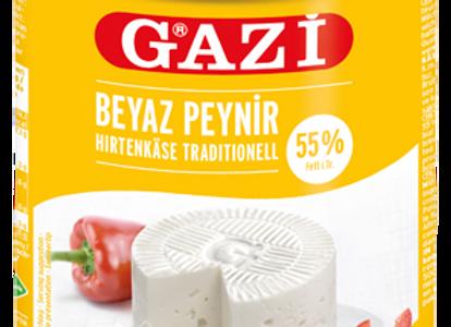 Gazi traditional salad chesee %55 750g