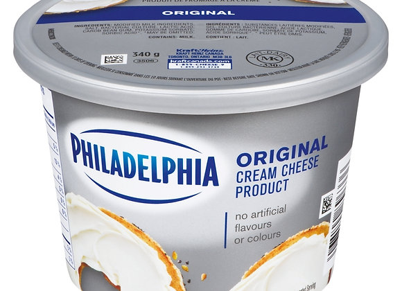Philadelphia original cream chesee 500g