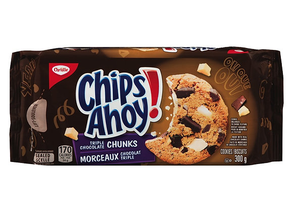 Chips ahoy chunks 300g