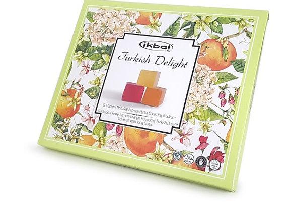 Ikbal Turkish delight fruits 454g