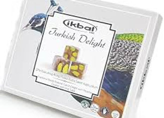 Ikbal Turkish delight double roasted pistachio 200g