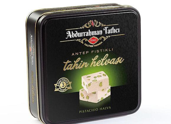 Abdurrahman tatlici tahin halva & pistachio (special) 650g