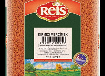 Reis Red Lentil 1kg