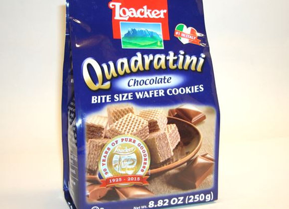 Loacker Quardat chocolate 300g