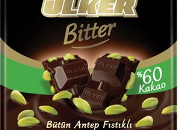 Ülker bitter chocolate
