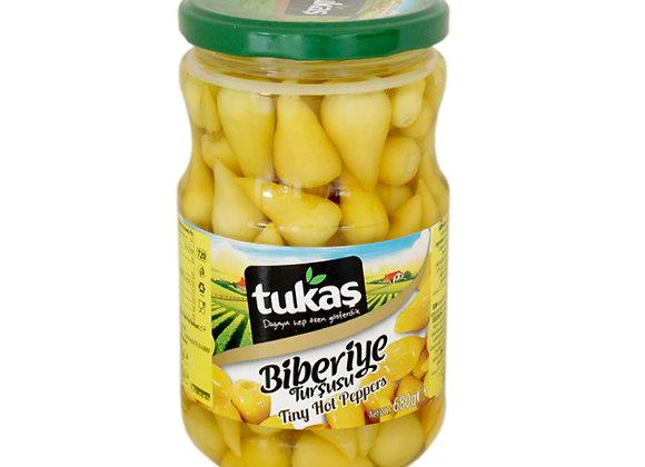 Tukas biberiye pickles 335g