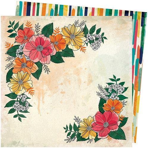 Blossom -Wildflower and Honey Paper