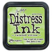 Ranger Distress Ink- Twisted Citron