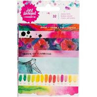 Jane Davenport Washi Tape Strips-bright
