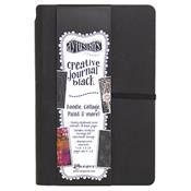 Dylusions Small Black Art Journal