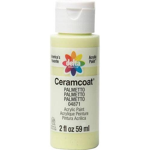 Palmetto Ceramcoat Paint