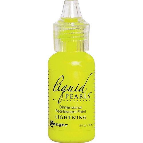 Liquid pearls - Lightening